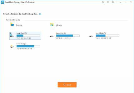 EaseUS Data Recovery Wizard Technician / Professional 11.0.0 Multilingual