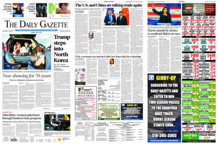 The Daily Gazette – July 01, 2019