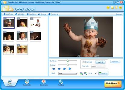 ThunderSoft Slideshow Factory 4.6.0
