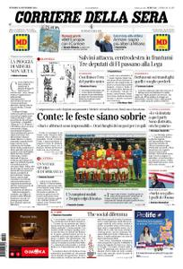 Corriere della Sera – 20 novembre 2020