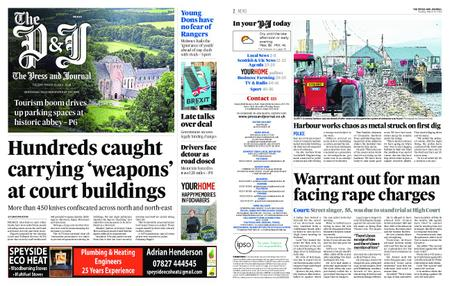 The Press and Journal Moray – March 12, 2019