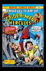 Marvel Team-Up 028 1974 Digital Shadowcat