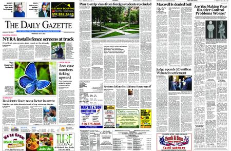 The Daily Gazette – July 15, 2020