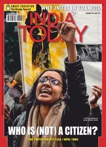 India Today - January 20, 2020