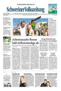 Schweriner Volkszeitung Hagenower Kreisblatt - 08. Juni 2018
