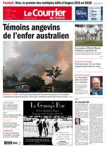 Le Courrier de l'Ouest Nord Anjou – 11 janvier 2020