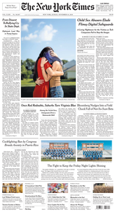 The New York Times – 10 November 2019