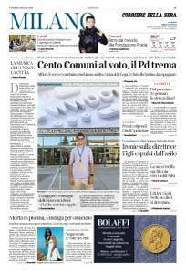 Corriere della Sera Milano - 8 Giugno 2018