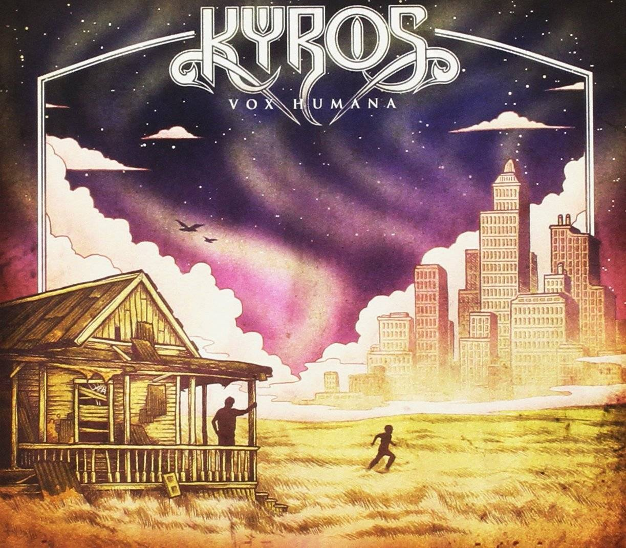 Kyros - Vox Humana (2016)
