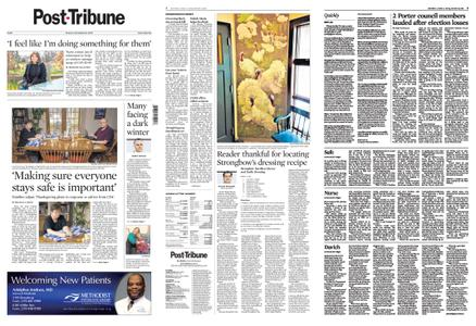 Post-Tribune – November 22, 2020