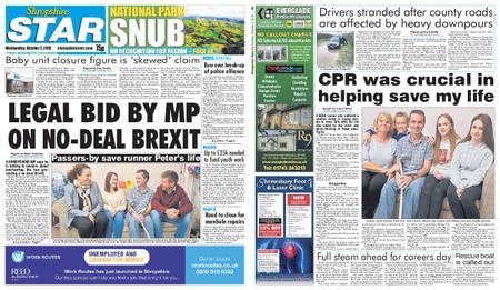 Shropshire Star Shrewsbury Edition – October 02, 2019