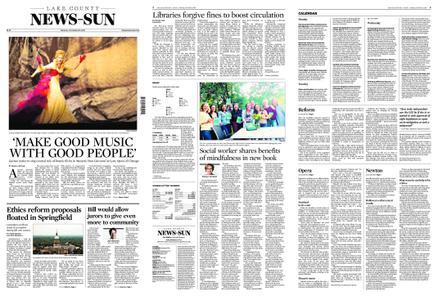 Lake County News-Sun – November 11, 2019
