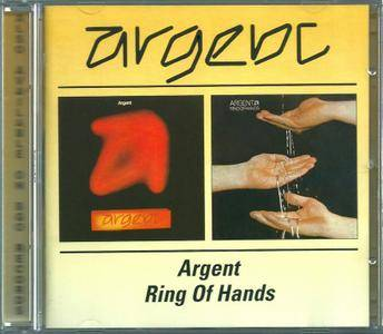 Argent - Argent + Ring Of Hands (1970/1971) {2000, Remastered} RE-UP / New Rip