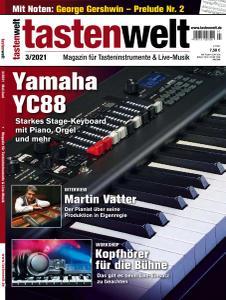 Tastenwelt - Mai-Juni 2021