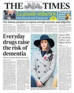 The Times - 26 April 2018