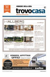 Corriere della Sera Trovo Casa – 25 aprile 2019