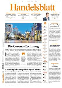 Handelsblatt - 24 November 2020