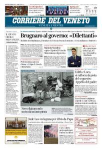 Corriere del Veneto Venezia e Mestre – 08 gennaio 2019