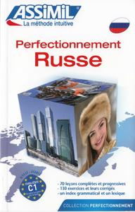 "Victoria Melnikova-Suchet, ""Perfectionnement Russe"" + 1 CD mp3"