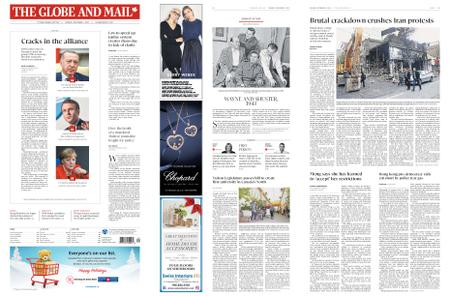 The Globe and Mail – December 02, 2019