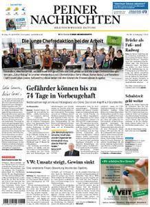 Peiner Nachrichten - 27. April 2018