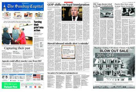 The Capital – January 14, 2018