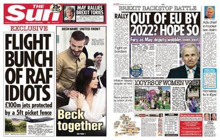 The Sun UK – 11 June 2018