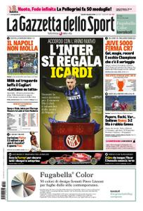 La Gazzetta dello Sport – 17 dicembre 2018