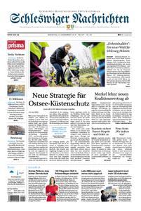 Schleswiger Nachrichten - 03. Dezember 2019