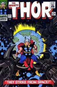 The Mighty Thor v1 131