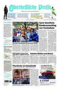 Oberhessische Presse Marburg/Ostkreis - 01. November 2017