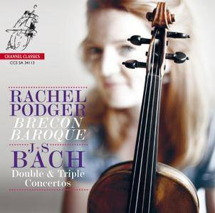 Rachel Podger - Bach Double & Triple Concertos (2013) [SACD-R][OF]