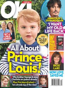 OK! Magazine USA - November 02, 2020