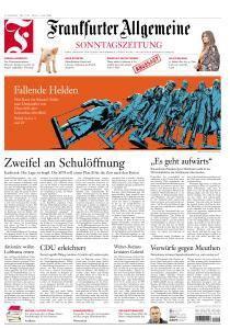 Frankfurter Allgemeine Sonntags Zeitung - 21 Juni 2020