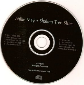 Willie May - Shaken Tree Blues (2014)
