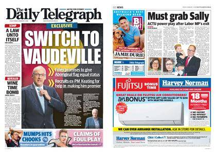 The Daily Telegraph (Sydney) – February 02, 2018