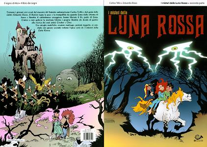 I Misteri Della Luna Rossa - Seconda Parte