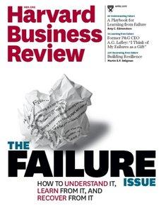 Harvard Business Review - April 2011
