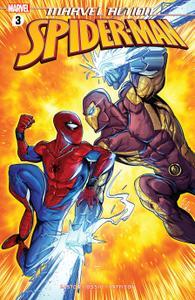 Marvel Action Spider-Man 003 2020 Digital Zone