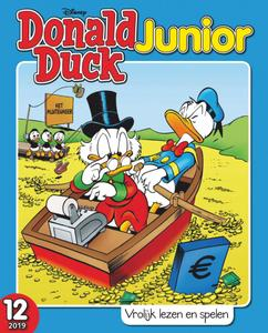 Donald Duck Junior – 12 juni 2019
