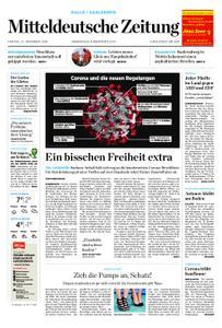 Mitteldeutsche Zeitung Mansfelder Zeitung Eisleben – 27. November 2020