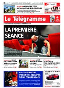 Le Télégramme Brest Abers Iroise – 22 juin 2020