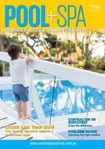 Pool+Spa Magazine - Winter 2017/2018