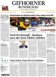 Gifhorner Rundschau - Wolfsburger Nachrichten - 17. Mai 2019
