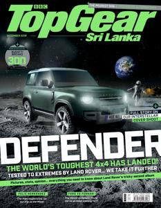 BBC Top Gear Sri Lanka - December 2019