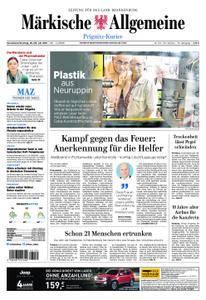 Märkische Allgemeine Prignitz Kurier - 28. Juli 2018