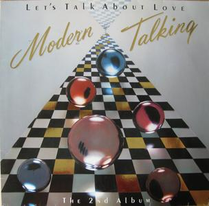 Modern Talking - Let's Talk About Love: The 2nd Album (1985) [LP, DSD128]