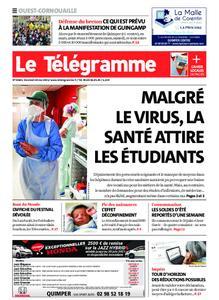 Le Télégramme Ouest Cornouaille – 28 mai 2021