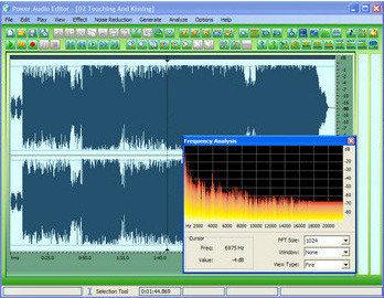 Power Audio Editor v7.4.3.252