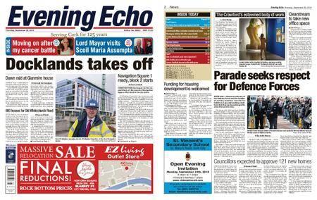 Evening Echo – September 20, 2018